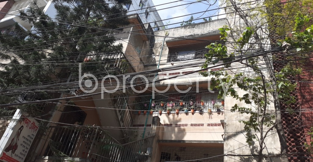 Outside view - 2 Bed Apartment to Rent in Dhanmondi, Dhaka - 1946607