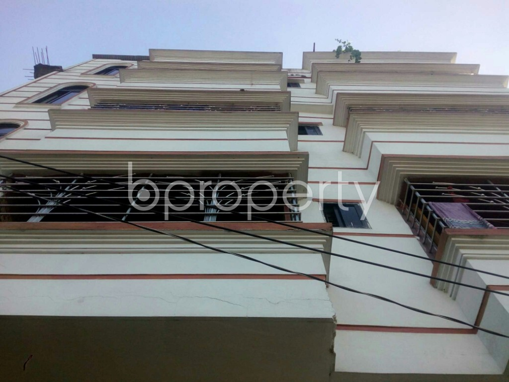 Front view - 2 Bed Apartment to Rent in Gazipur Sadar Upazila, Gazipur - 1946740