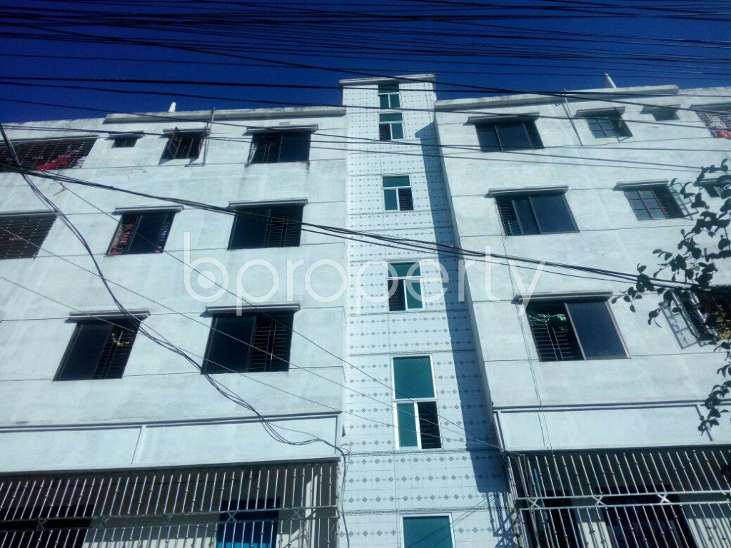 Front view - 2 Bed Apartment to Rent in Gazipur Sadar Upazila, Gazipur - 1946742