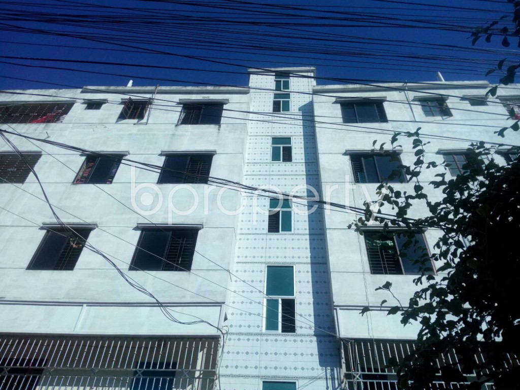 Front view - 2 Bed Apartment to Rent in Gazipur Sadar Upazila, Gazipur - 1946743