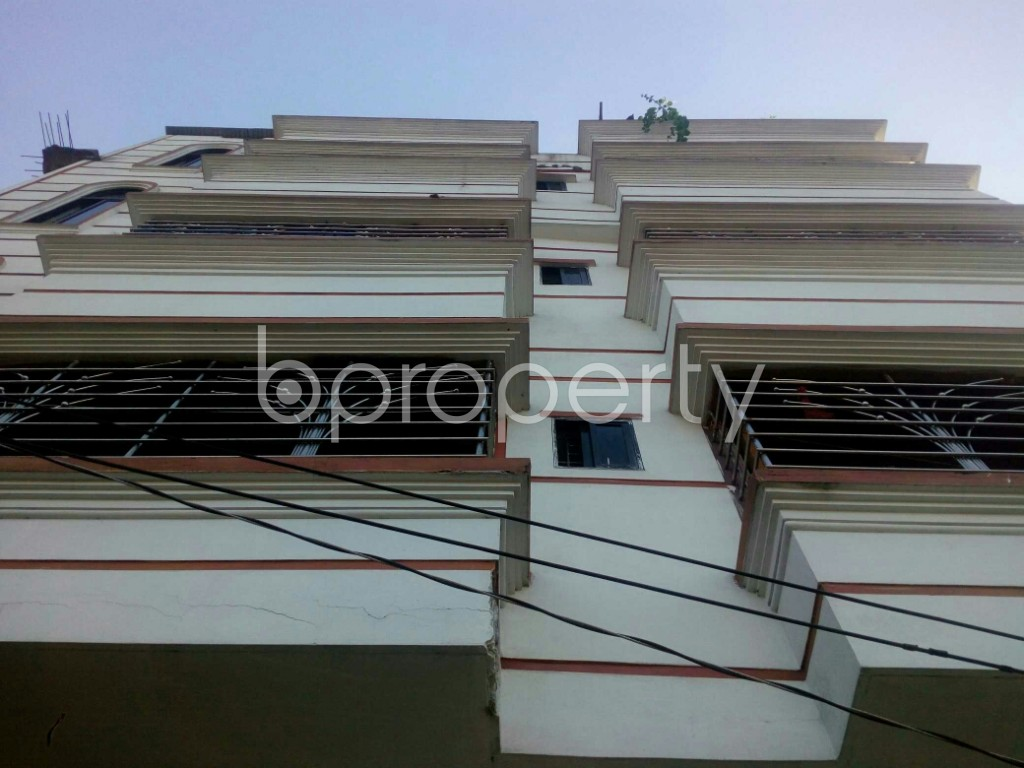 Front view - 2 Bed Apartment to Rent in Gazipur Sadar Upazila, Gazipur - 1946745