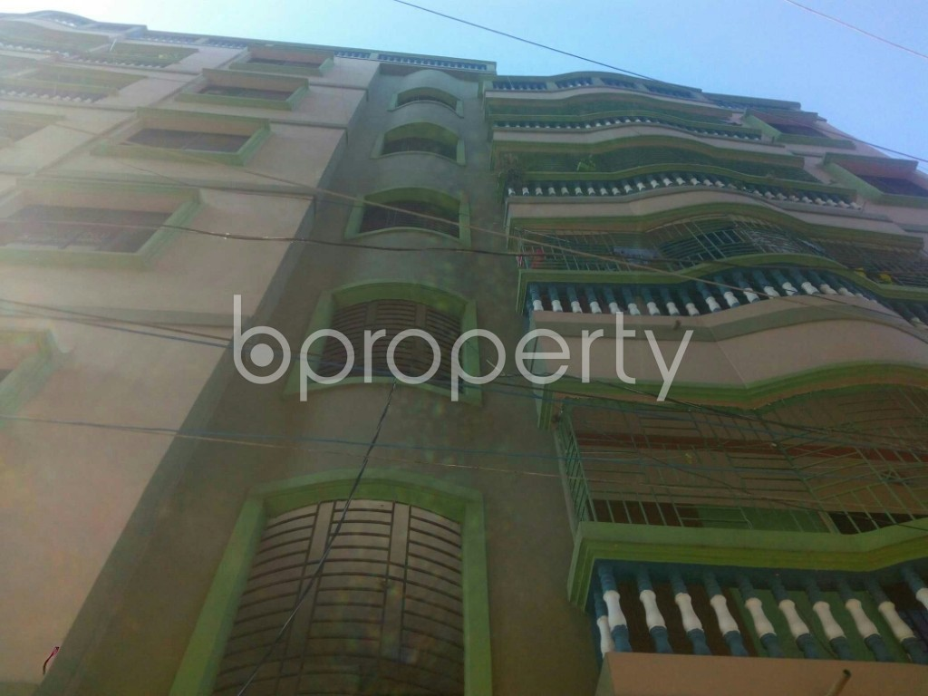 Front view - 2 Bed Apartment to Rent in Gazipur Sadar Upazila, Gazipur - 1946756