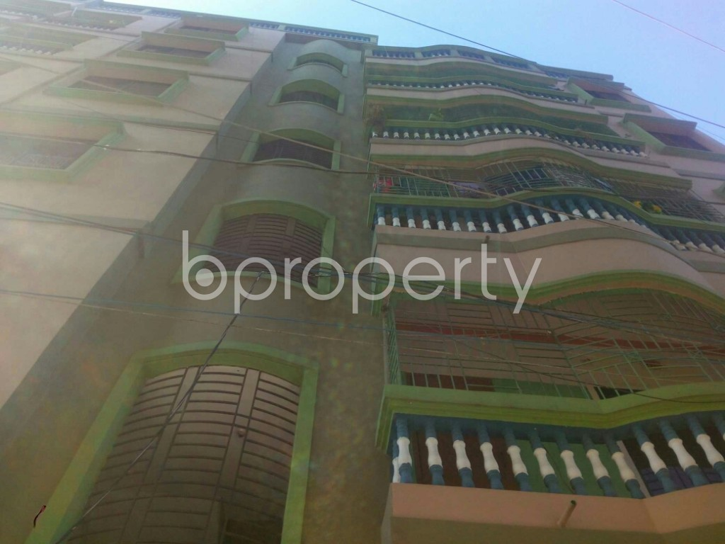 Front view - 2 Bed Apartment to Rent in Gazipur Sadar Upazila, Gazipur - 1946763