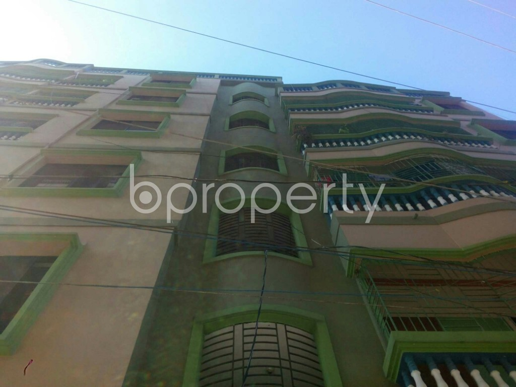 Front view - 2 Bed Apartment to Rent in Gazipur Sadar Upazila, Gazipur - 1946765