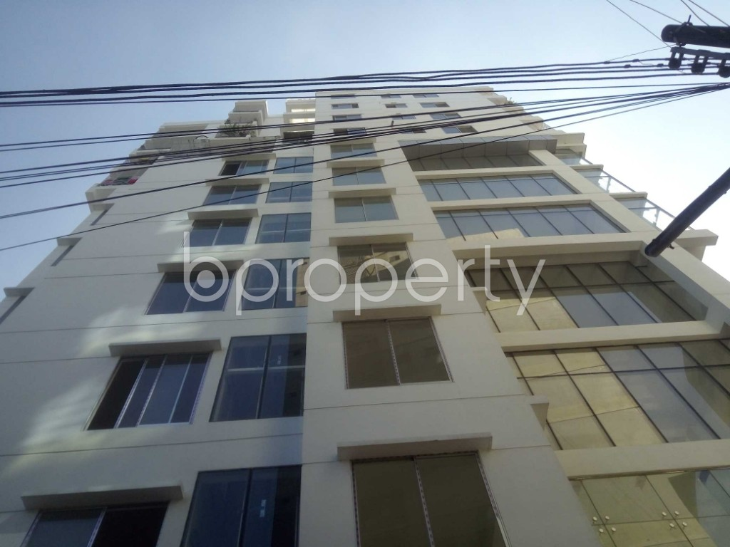 Outside view - Office for Sale in Badda, Dhaka - 1946762