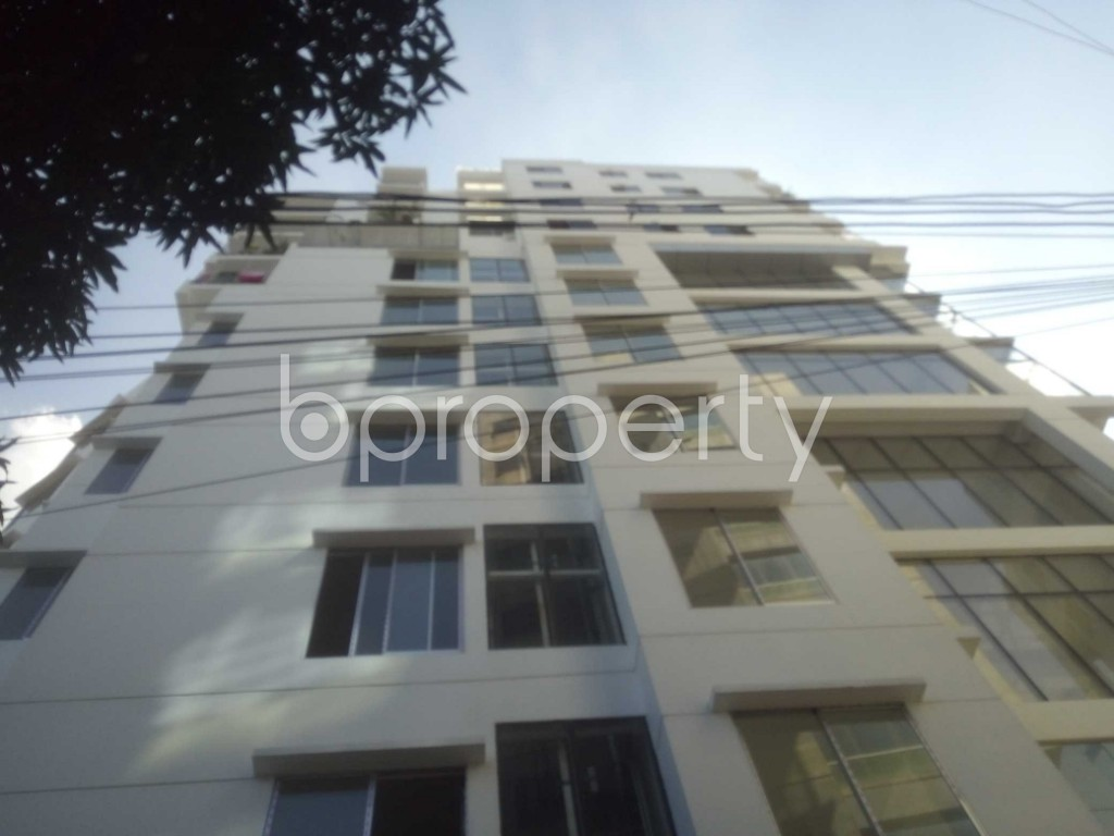 Outside view - Office for Sale in Badda, Dhaka - 1946759