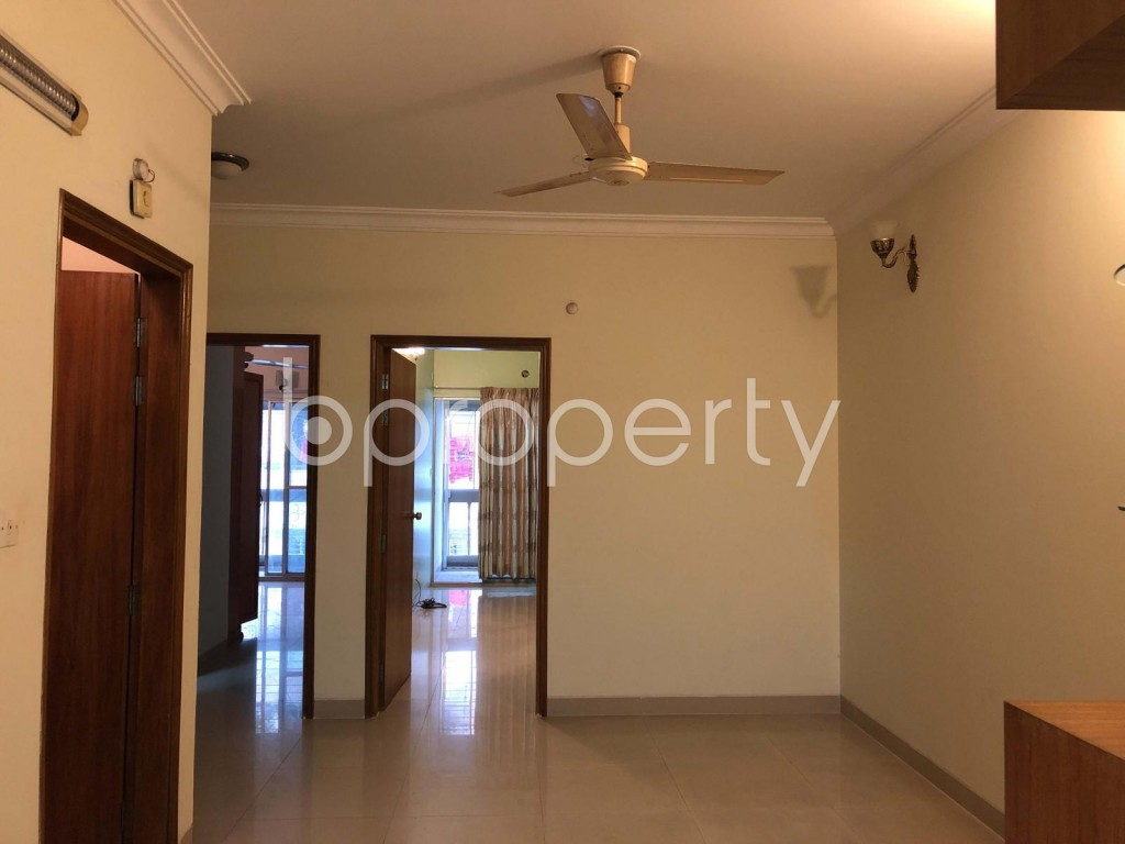 Dine/Dining - 3 Bed Apartment for Sale in Niketan, Dhaka - 1943046
