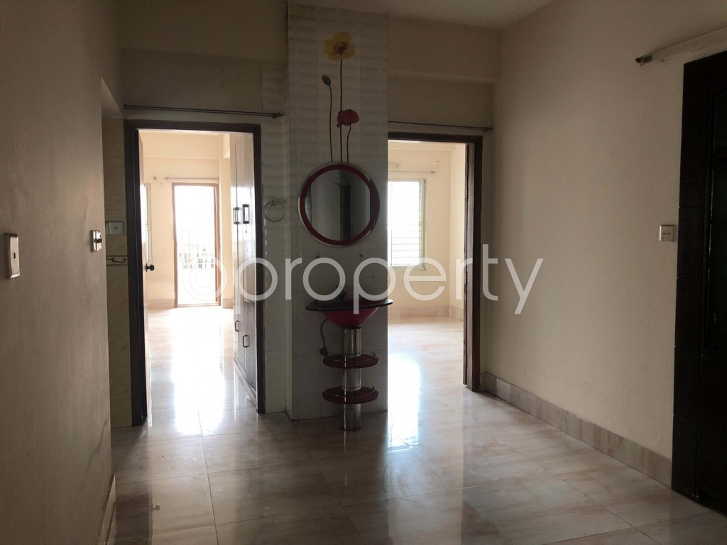 Dining area - 3 Bed Apartment for Sale in Uttara, Dhaka - 1941682