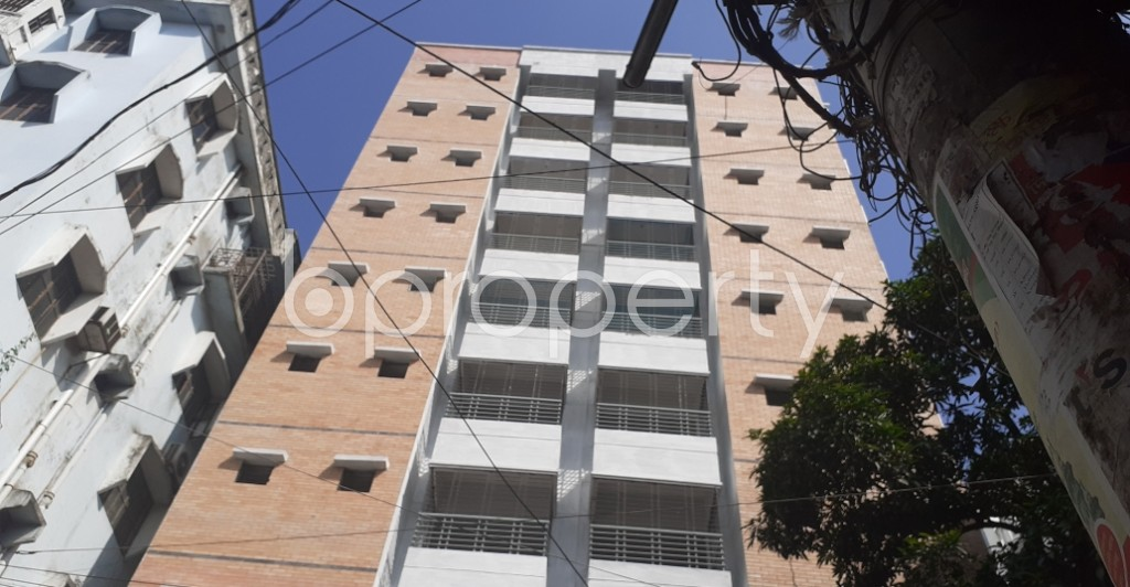 Front view - 2 Bed Apartment for Sale in Hazaribag, Dhaka - 1946857