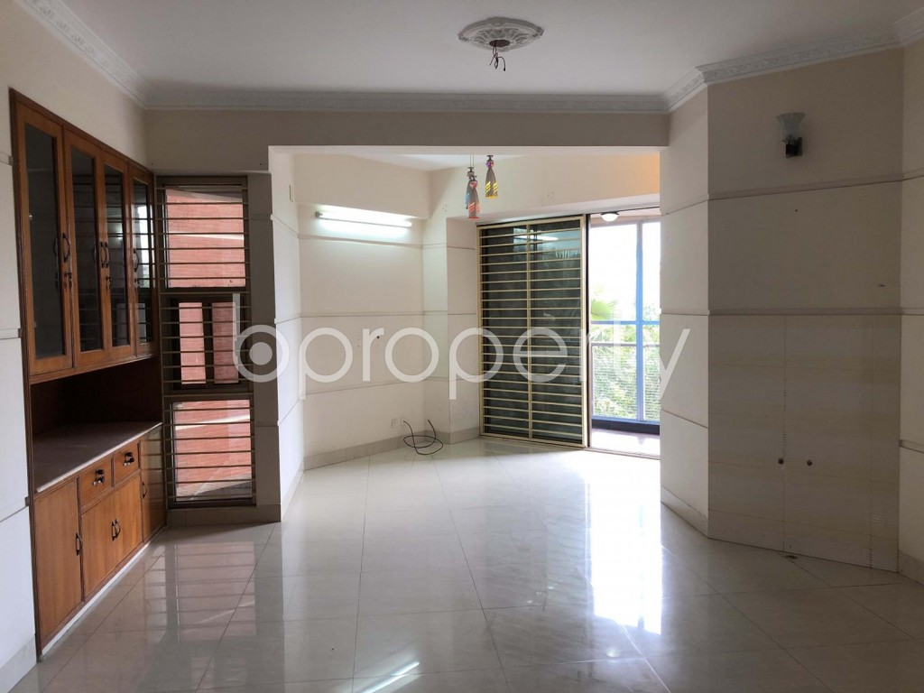 Dining area - 4 Bed Apartment for Sale in Gulshan, Dhaka - 1830976