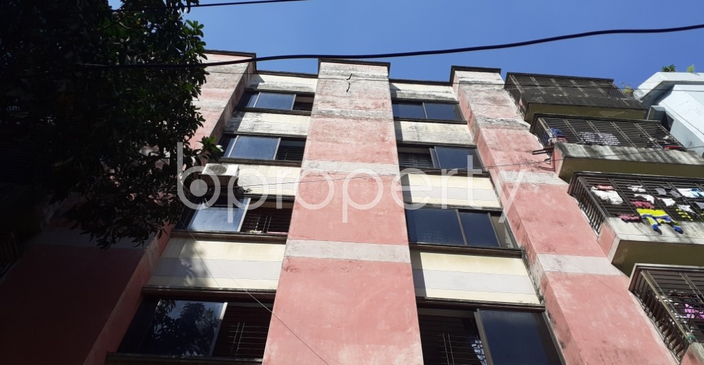 Outside view - 3 Bed Apartment for Sale in Adabor, Dhaka - 1947246