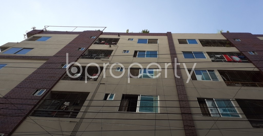 Outside view - 3 Bed Apartment for Sale in Dhanmondi, Dhaka - 1947333