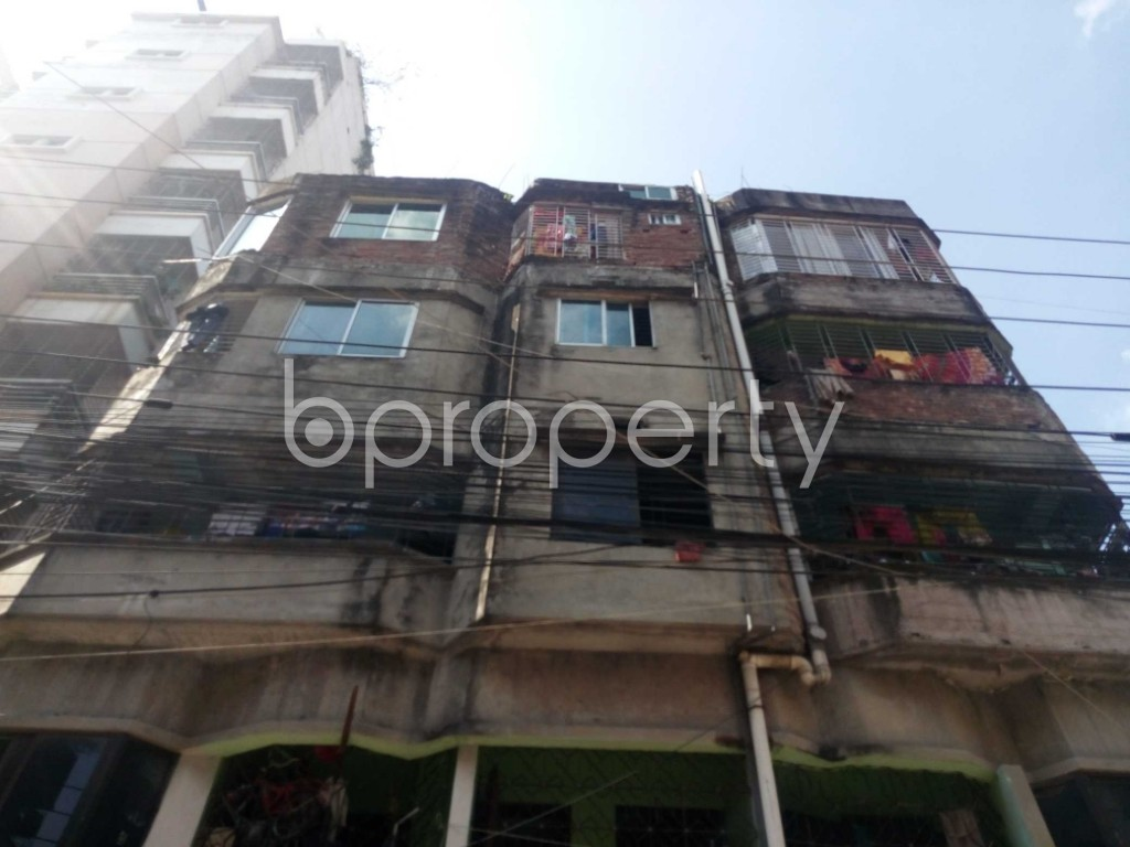Front view - 1 Bed Apartment to Rent in Kalachandpur , Dhaka - 1947380
