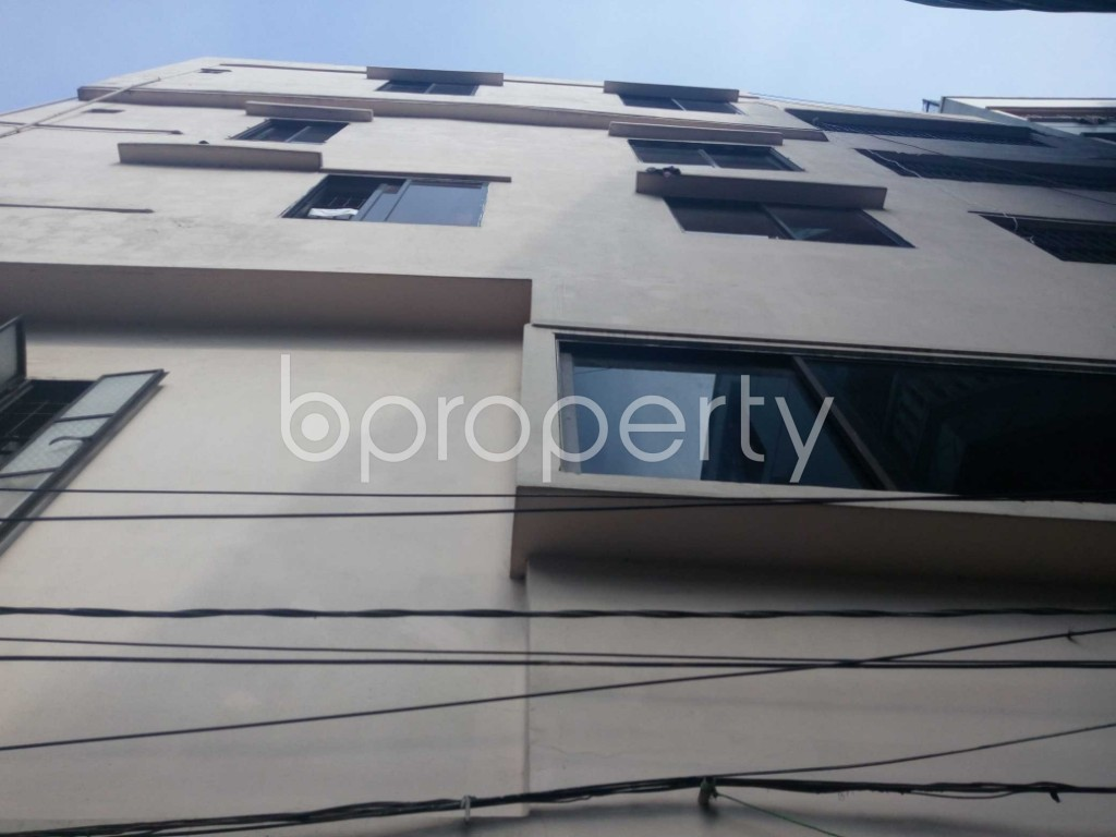 Front view - 2 Bed Apartment to Rent in Kalachandpur , Dhaka - 1947381