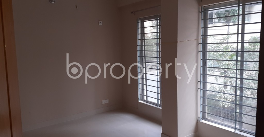 Bedroom - 3 Bed Apartment to Rent in New Market, Dhaka - 1947871