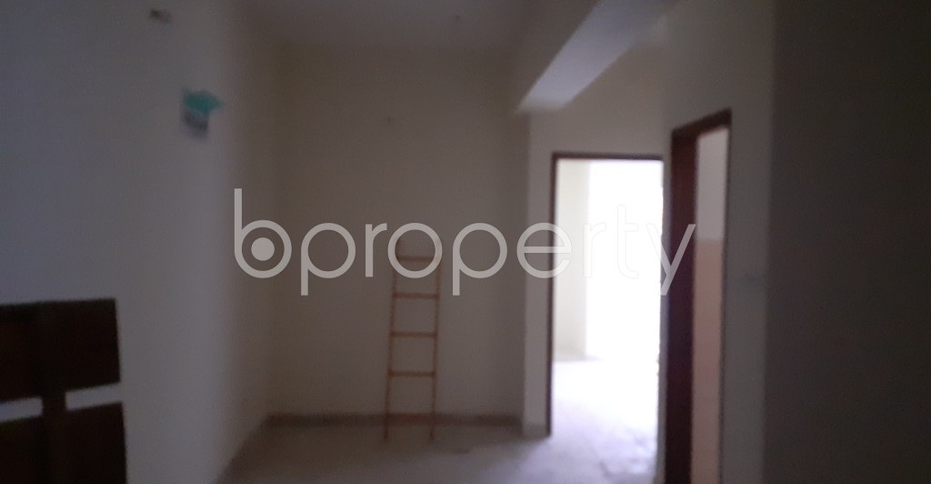 Dining area - 2 Bed Apartment for Sale in Adabor, Dhaka - 1947967