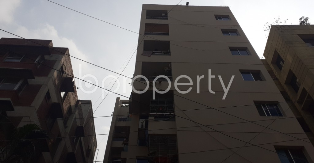 Outside view - 3 Bed Apartment for Sale in Lalmatia, Dhaka - 1948018