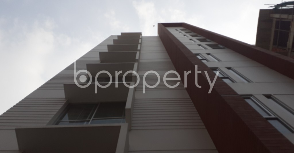 Outside view - 3 Bed Apartment for Sale in Lalmatia, Dhaka - 1948021