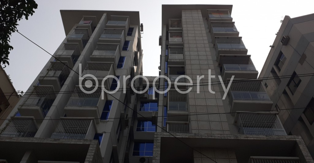 Outside view - 3 Bed Apartment for Sale in Lalmatia, Dhaka - 1948029