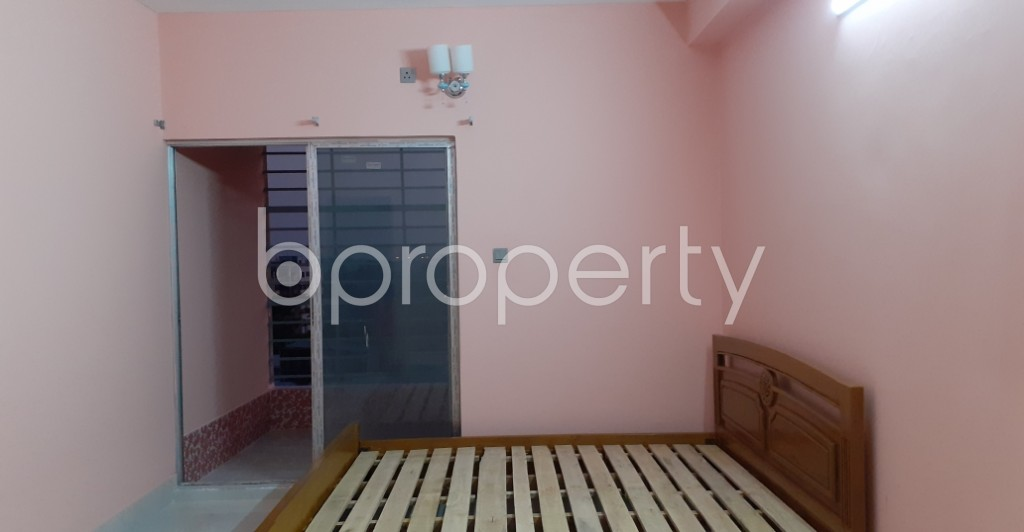 Bedroom - 3 Bed Apartment for Sale in 9 No. North Pahartali Ward, Chattogram - 1948066