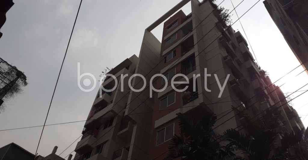 Outside view - 3 Bed Apartment for Sale in Dhanmondi, Dhaka - 1948230