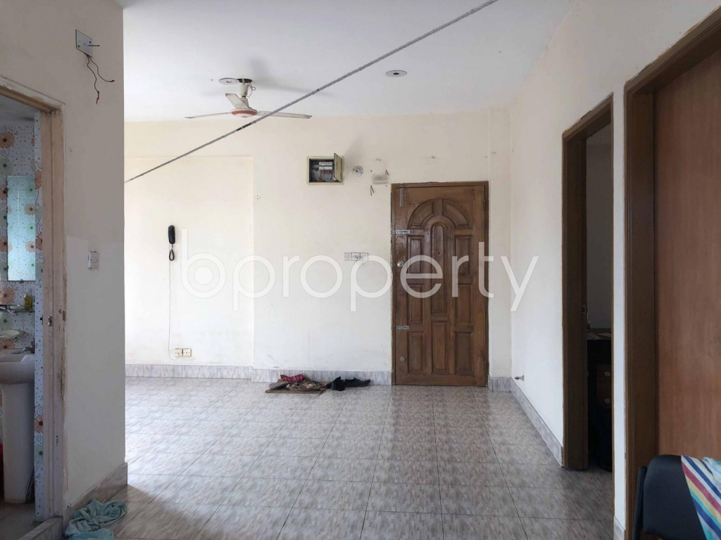 Dining area - 2 Bed Apartment for Sale in Turag, Dhaka - 1944354