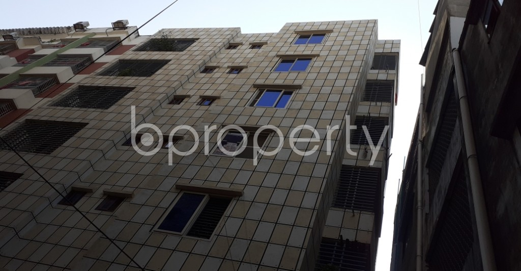 Front view - 3 Bed Apartment to Rent in 10 No. North Kattali Ward, Chattogram - 1948372