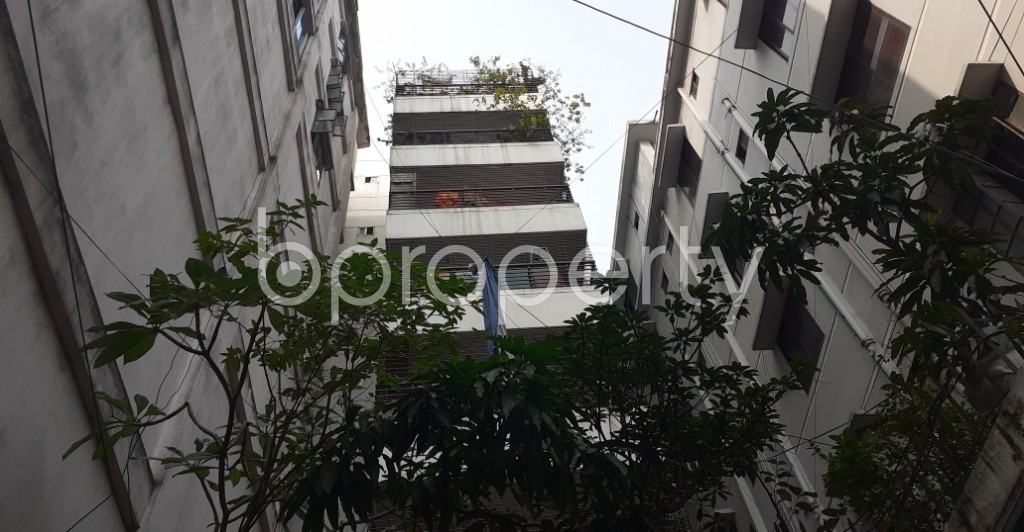 Front view - 3 Bed Apartment for Sale in Mohakhali, Dhaka - 1948393