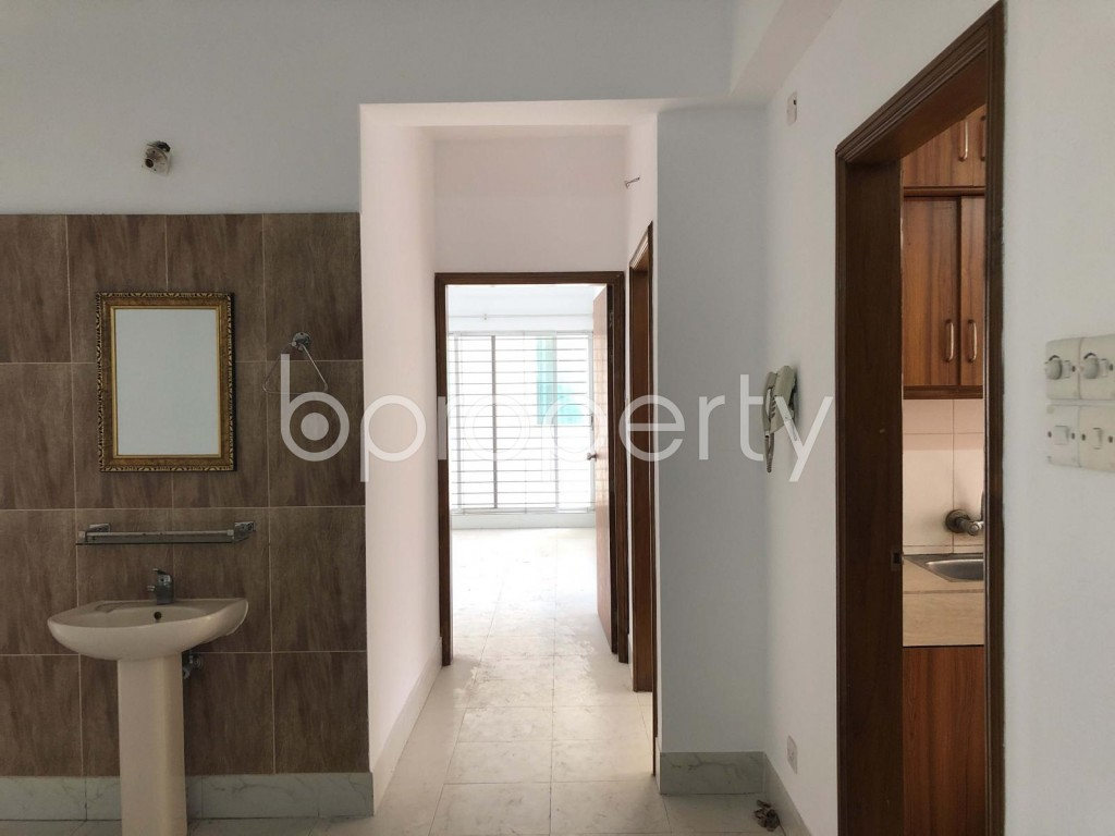 Dining area - 3 Bed Apartment for Sale in Bashundhara R-A, Dhaka - 1811404