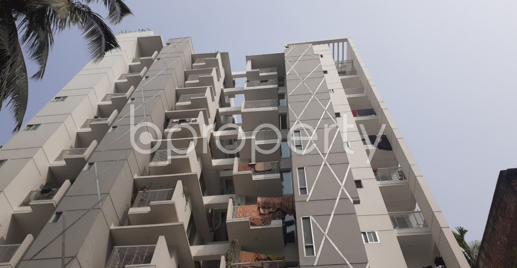 Front view - 3 Bed Apartment for Sale in New Market, Dhaka - 1948586