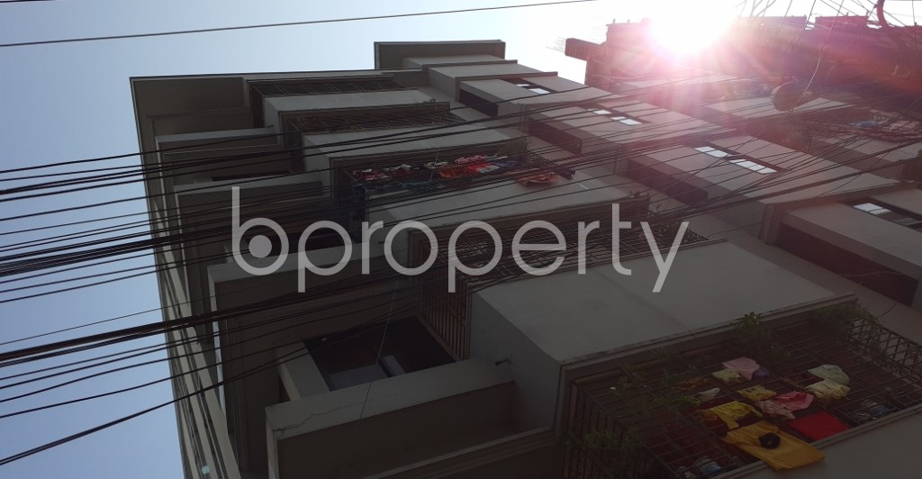 Front view - 2 Bed Apartment to Rent in 10 No. North Kattali Ward, Chattogram - 1948603