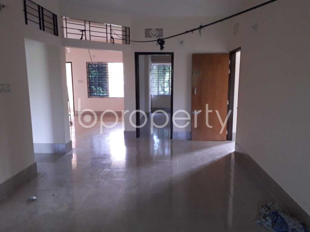 Dining area - 3 Bed Apartment to Rent in Pathantula, Sylhet - 1948645