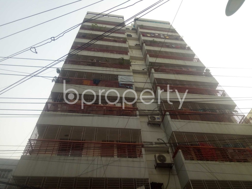 Outside view - 4 Bed Duplex to Rent in Shiddheswari, Dhaka - 1948696
