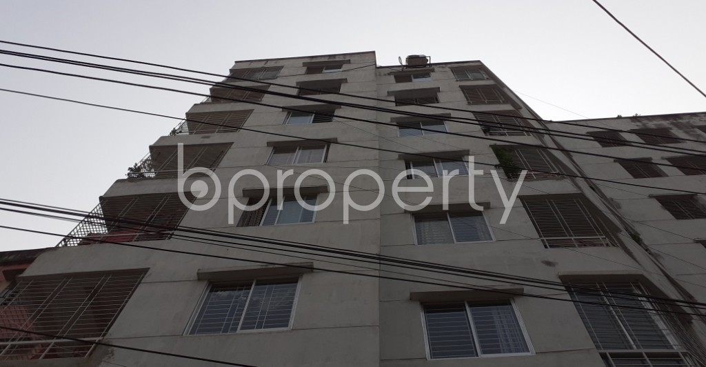 Outside view - 3 Bed Apartment for Sale in Dhanmondi, Dhaka - 1948810