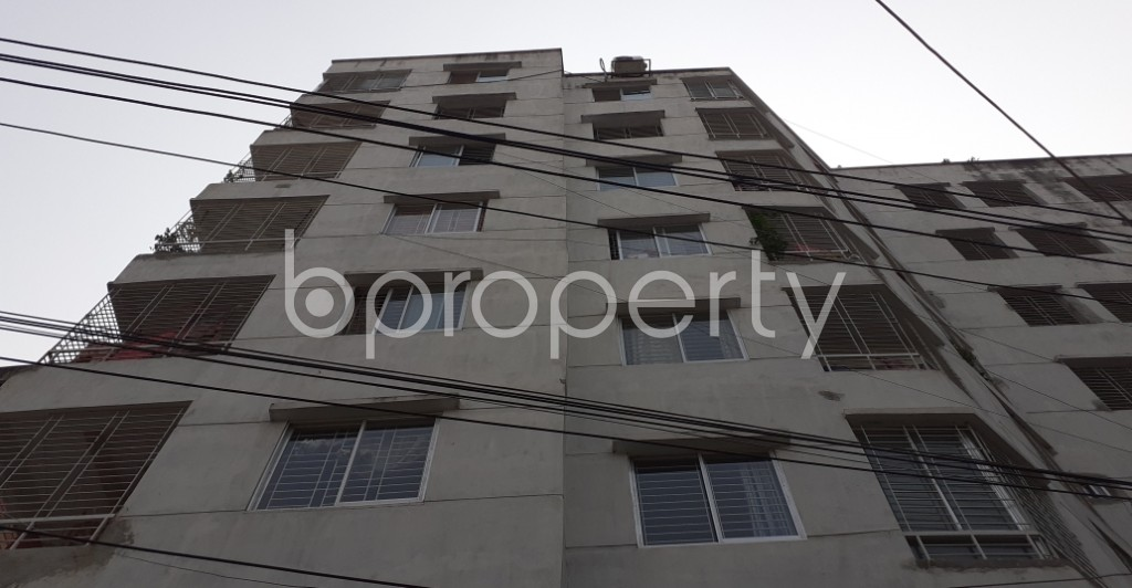 Outside view - 2 Bed Apartment for Sale in Dhanmondi, Dhaka - 1948811