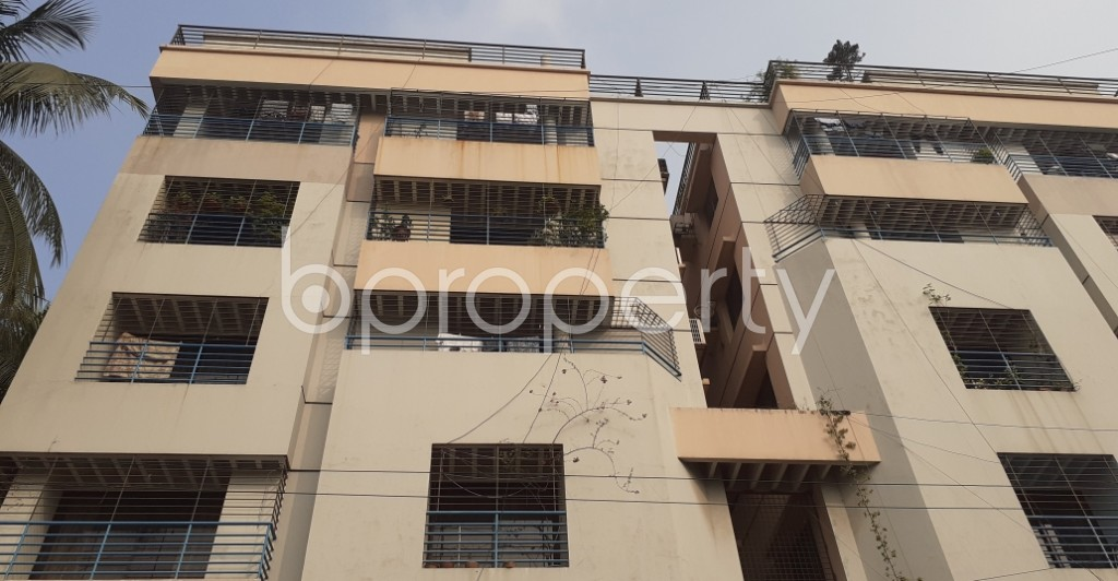 Front view - 3 Bed Apartment for Sale in Dhanmondi, Dhaka - 1948843