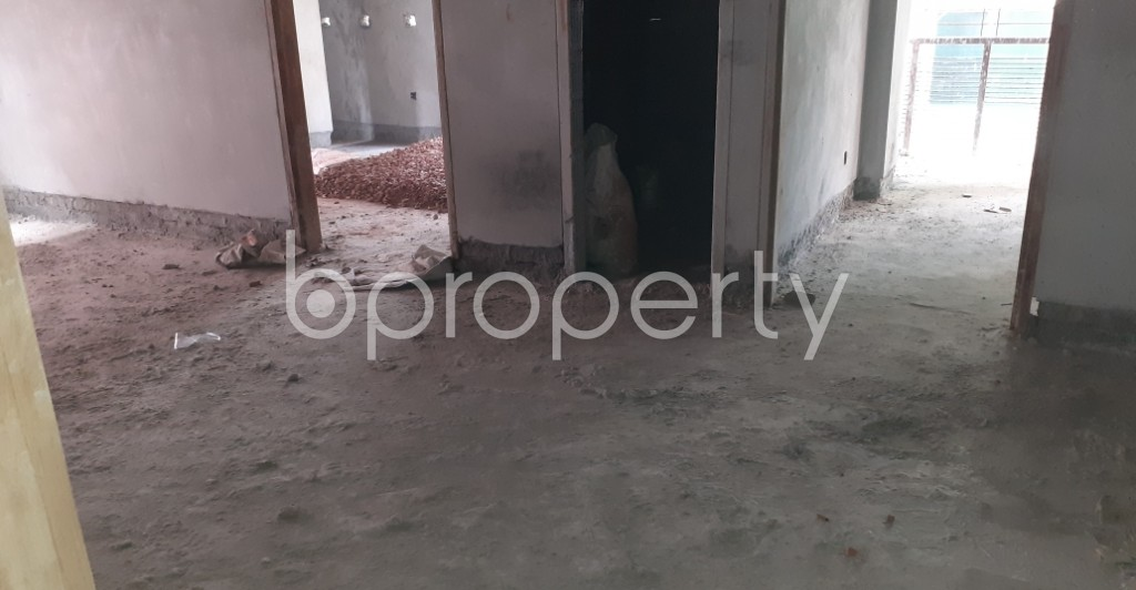 Dining area - 3 Bed Apartment for Sale in Mohammadpur, Dhaka - 1948909