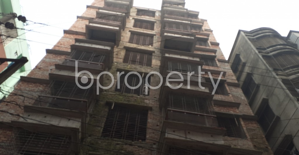 Front view - 3 Bed Apartment for Sale in Mohammadpur, Dhaka - 1948910