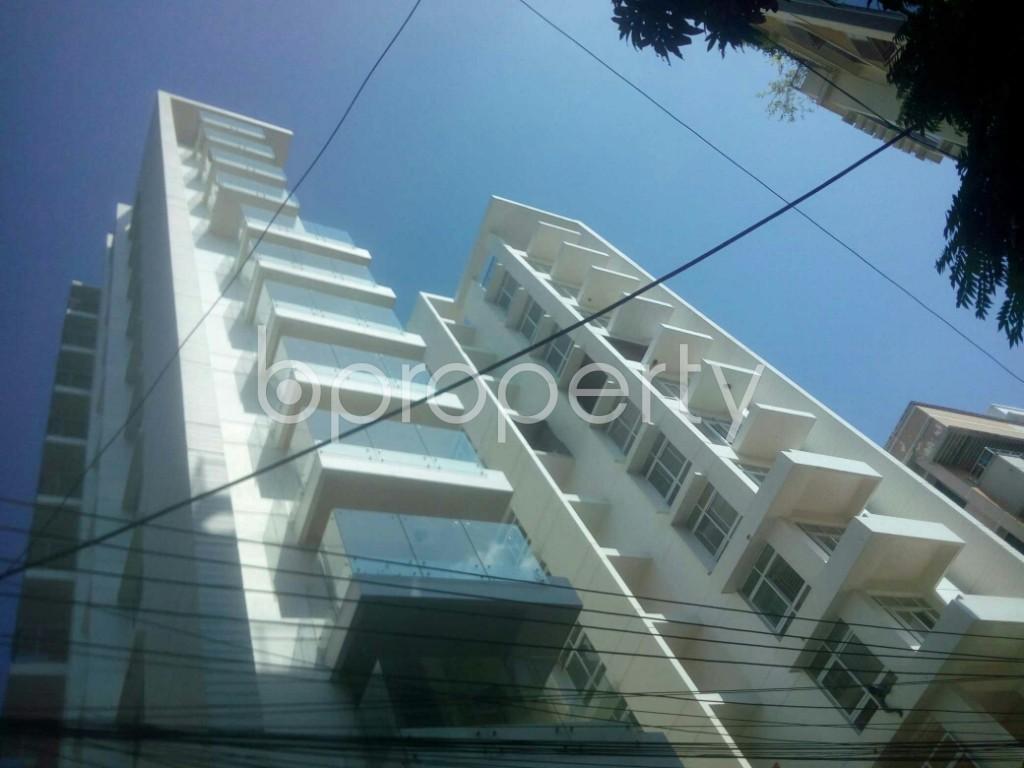 Front view - 3 Bed Apartment for Sale in 15 No. Bagmoniram Ward, Chattogram - 1948940