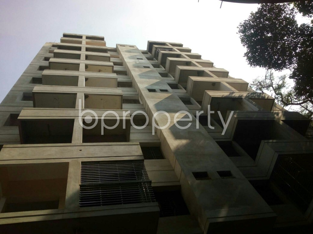 Front view - 3 Bed Apartment for Sale in Khulshi, Chattogram - 1949004