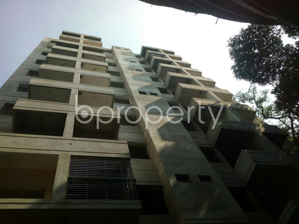 Front view - 3 Bed Apartment for Sale in Khulshi, Chattogram - 1949005
