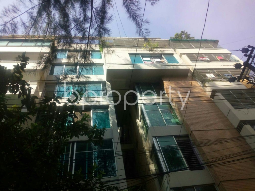 Front view - 3 Bed Apartment for Sale in Khulshi, Chattogram - 1949031