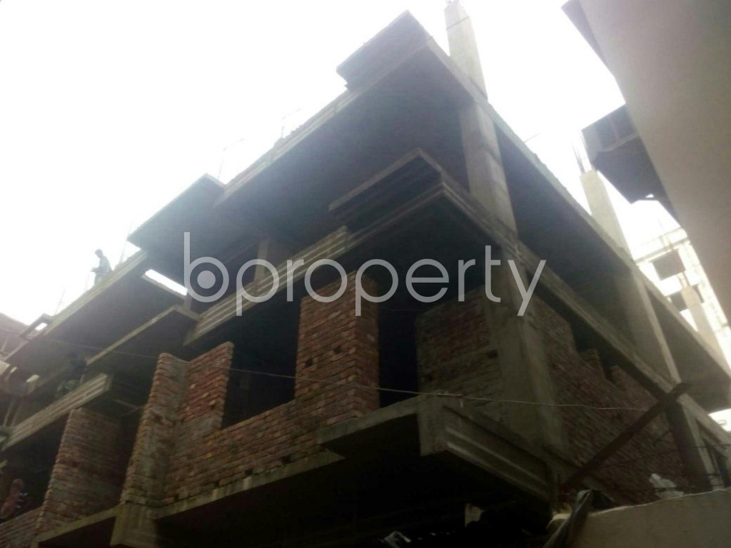 Outside view - 3 Bed Apartment for Sale in Rampura, Dhaka - 1949114