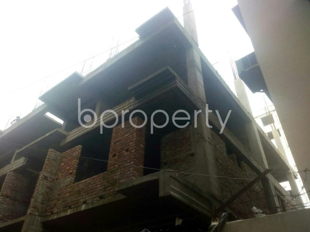 Outside view - 3 Bed Apartment for Sale in Rampura, Dhaka - 1949116