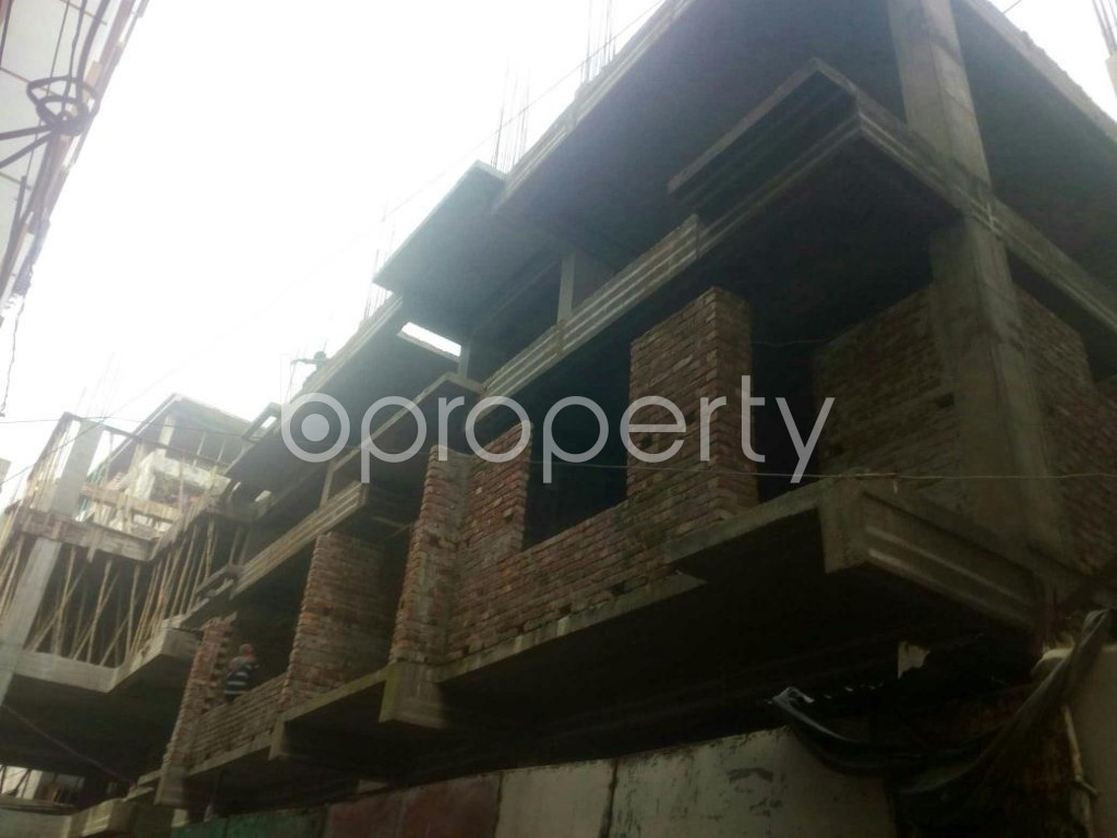 Outside view - 3 Bed Apartment for Sale in Rampura, Dhaka - 1949119