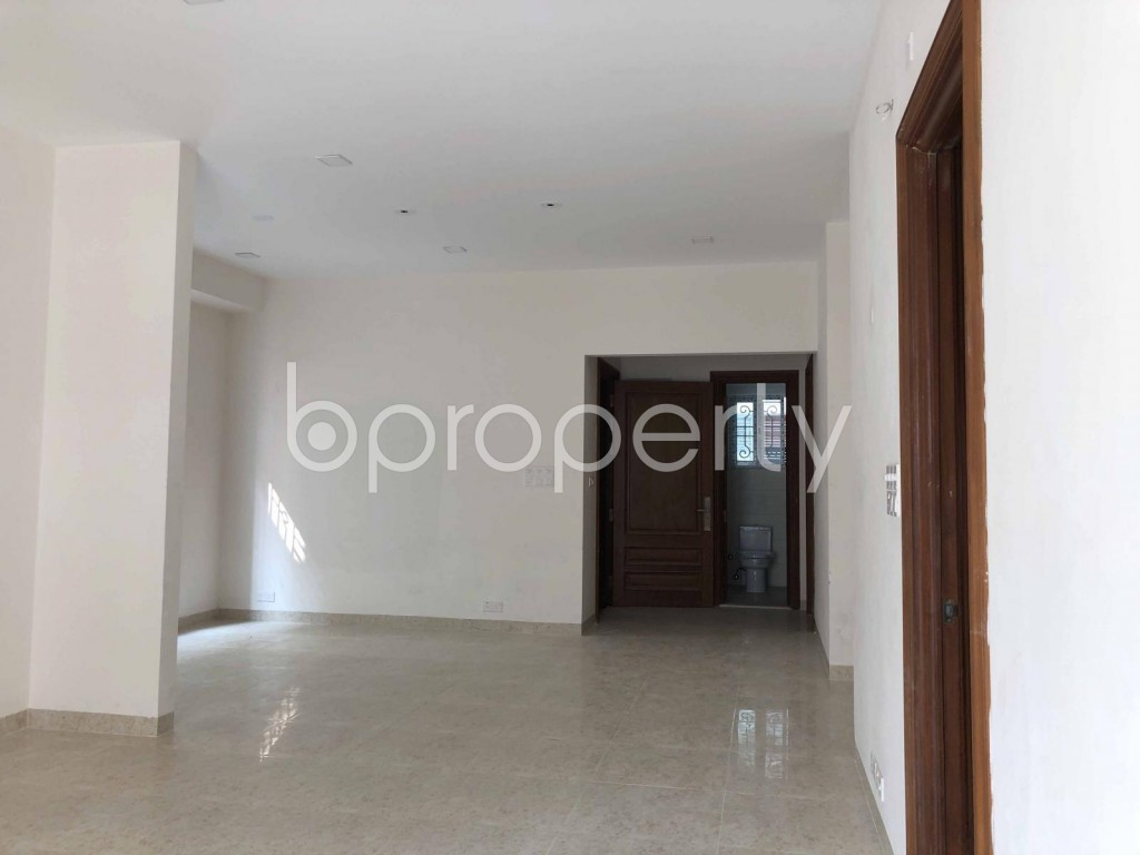 Dining area - 3 Bed Apartment to Rent in Bashundhara R-A, Dhaka - 1944336