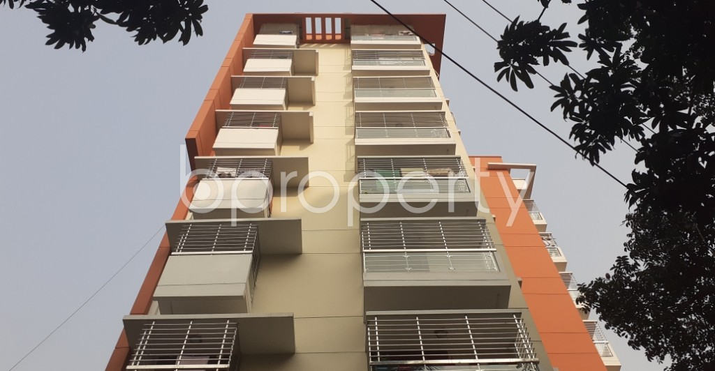 Front view - 2 Bed Apartment for Sale in Mohammadpur, Dhaka - 1949179