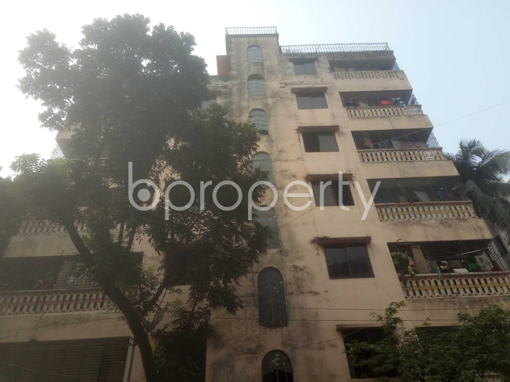 Front view - 2 Bed Apartment to Rent in Mirpur, Dhaka - 1949181