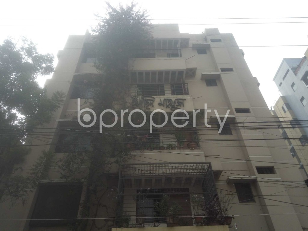 Front view - 2 Bed Apartment to Rent in Mirpur, Dhaka - 1949184