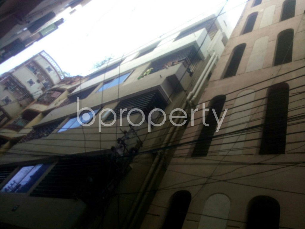 Outside view - 2 Bed Apartment to Rent in 4 No Chandgaon Ward, Chattogram - 1949183
